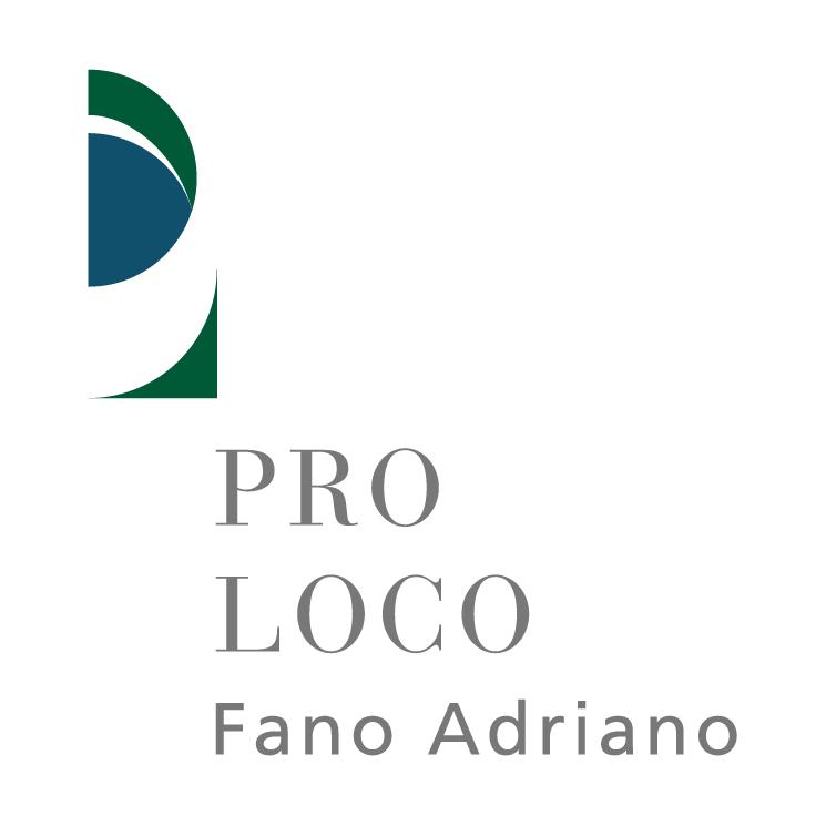 free vector Pro loco fano adriano