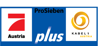 free vector Pro7 Plus TV logo
