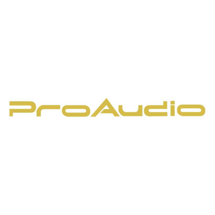 free vector Proaudio