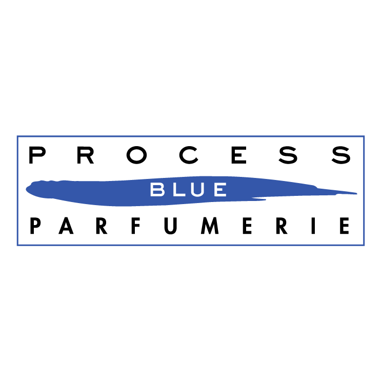 free vector Process blue parfumerie