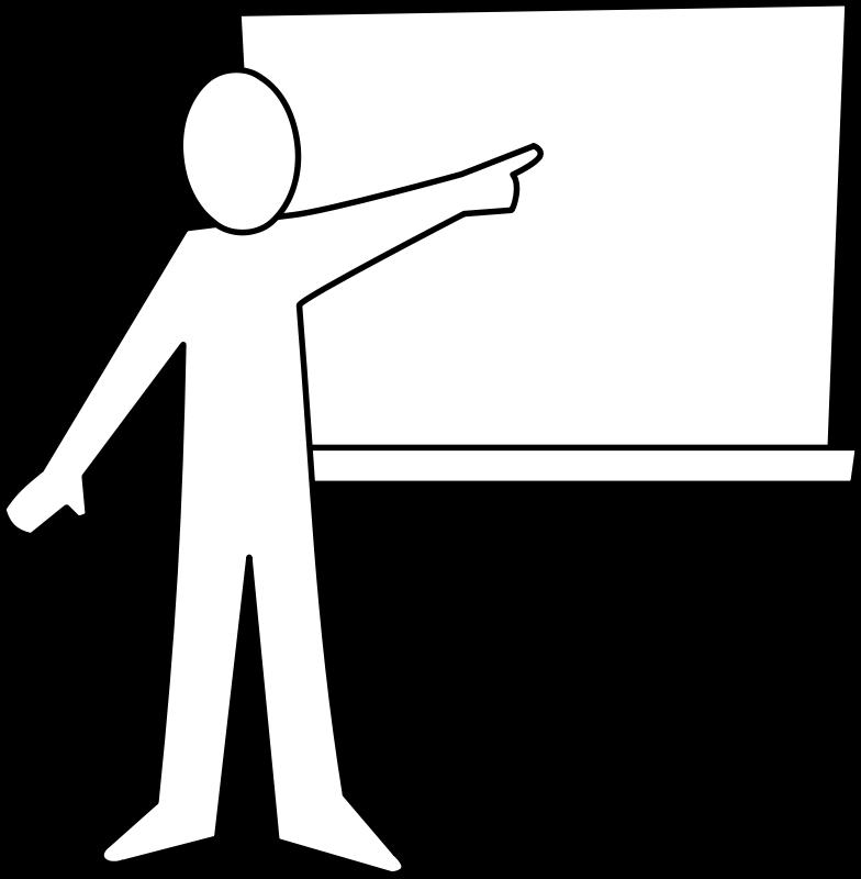 free vector Professeur / teacher