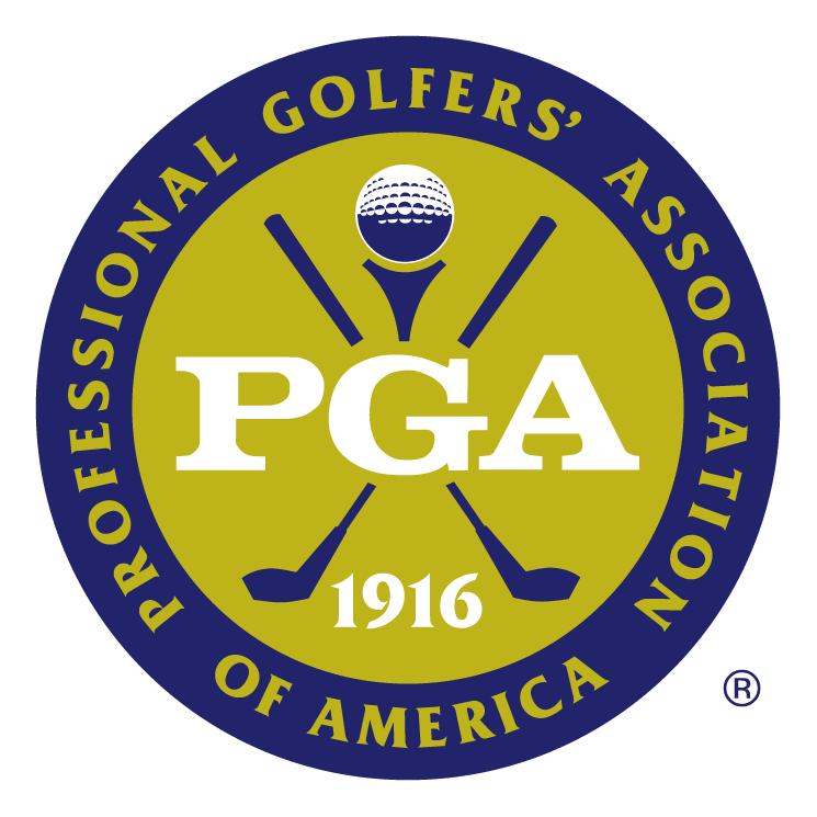 free vector Professional golfers association 0