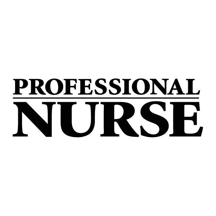 free vector Professional nurse