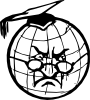 free vector Professor Earth clip art