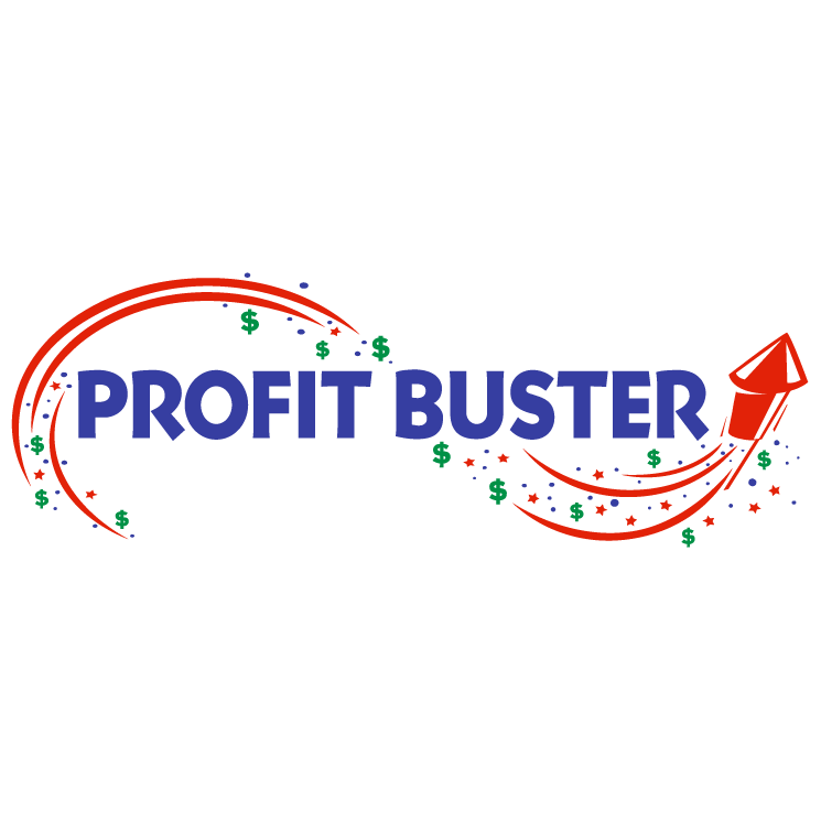 free vector Profit buster