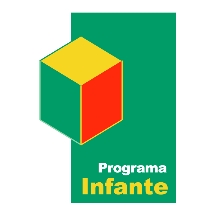 free vector Programa infante