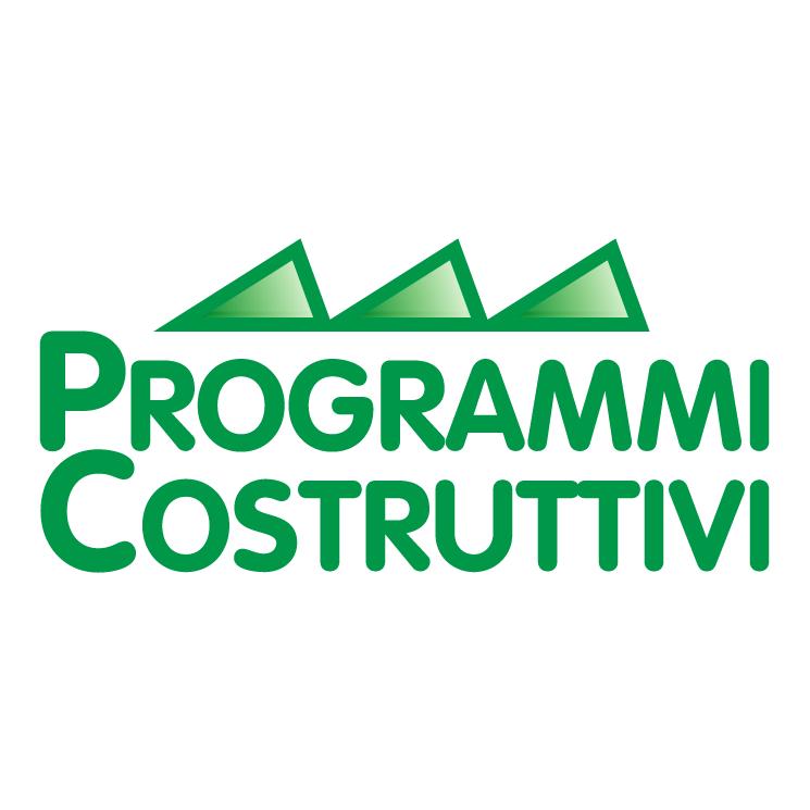 free vector Programmi costruttivi
