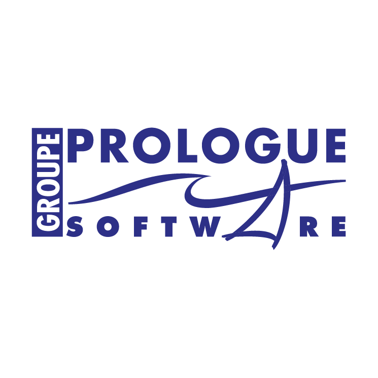 free vector Prologue software groupe