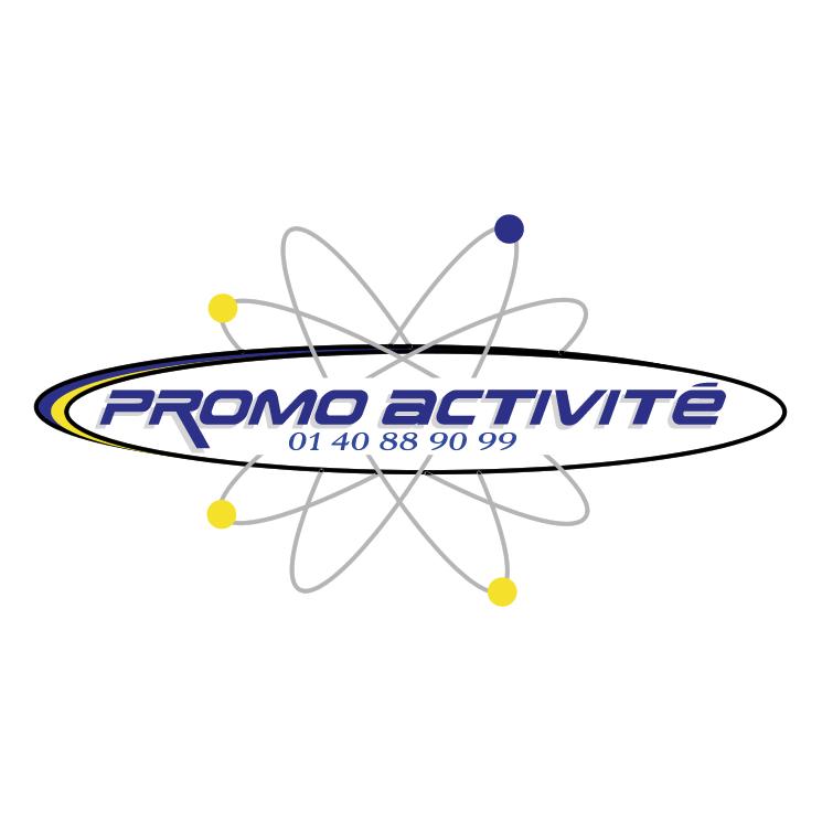 free vector Promo activite