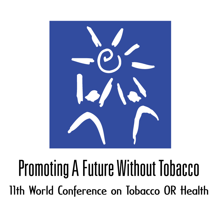 free vector Promoting a future without tobacco