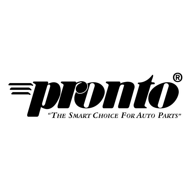 free vector Pronto