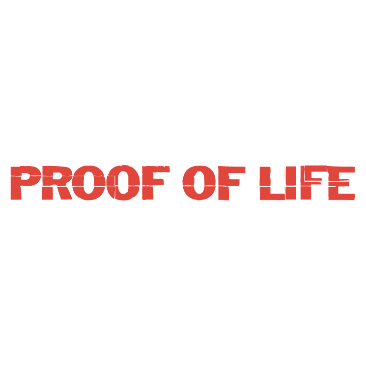 free vector Proof of life