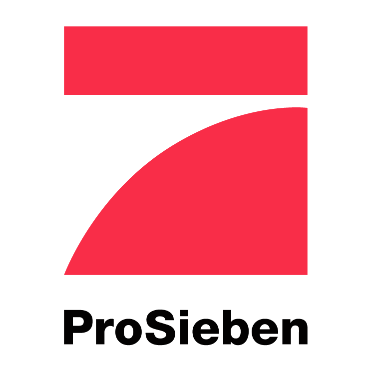 Prosieben 7 Free Vector / 4Vector