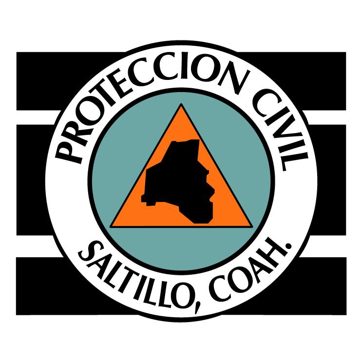free vector Proteccion civil saltillo