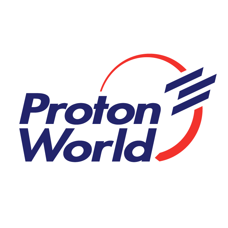 free vector Proton world