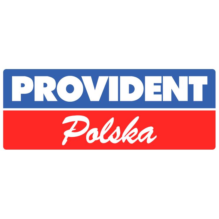 free vector Provident polska