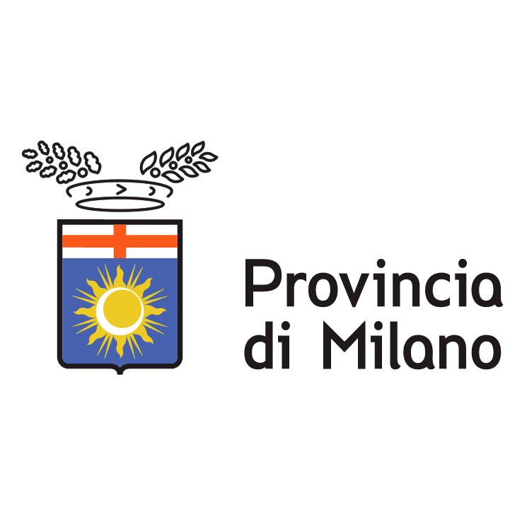 free vector Provincia di milano