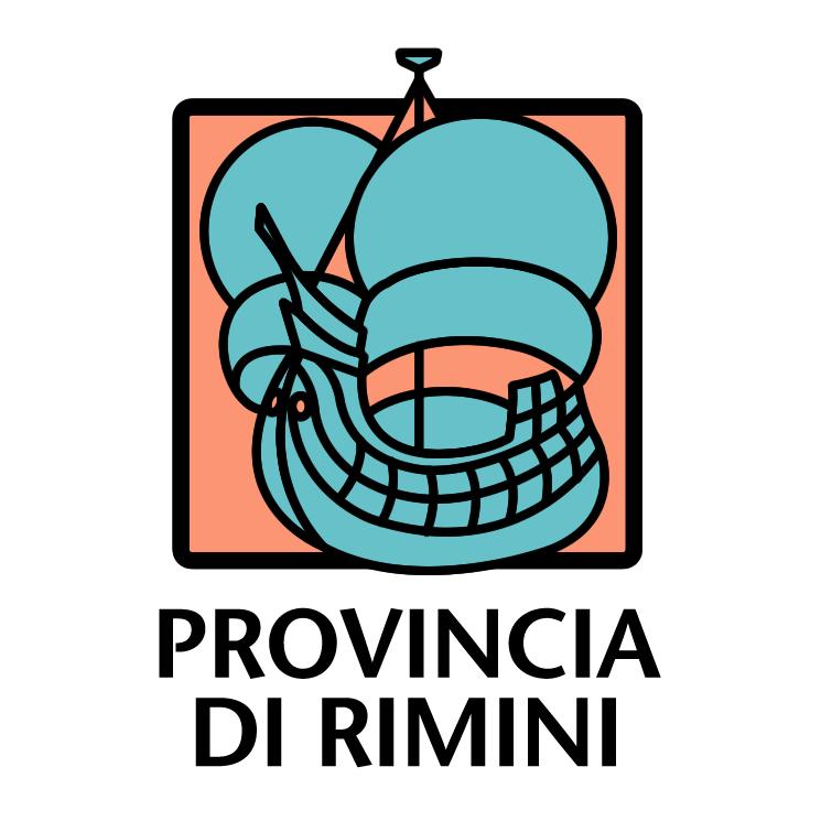free vector Provincia di rimini 0