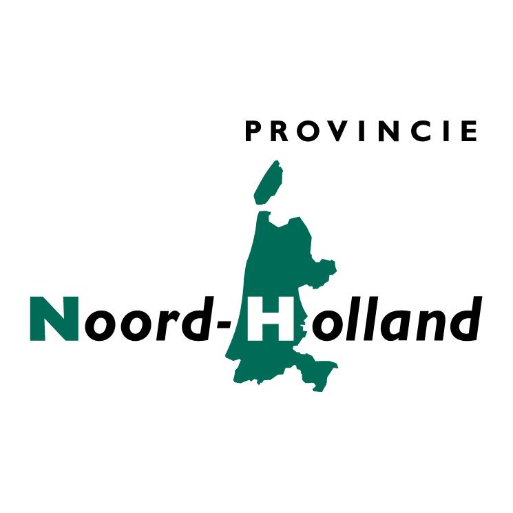 free vector Provincie noord holland