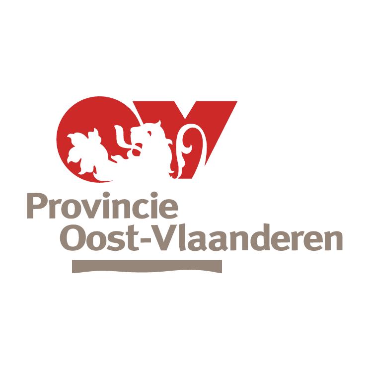 free vector Provincie oost vlaanderen 0