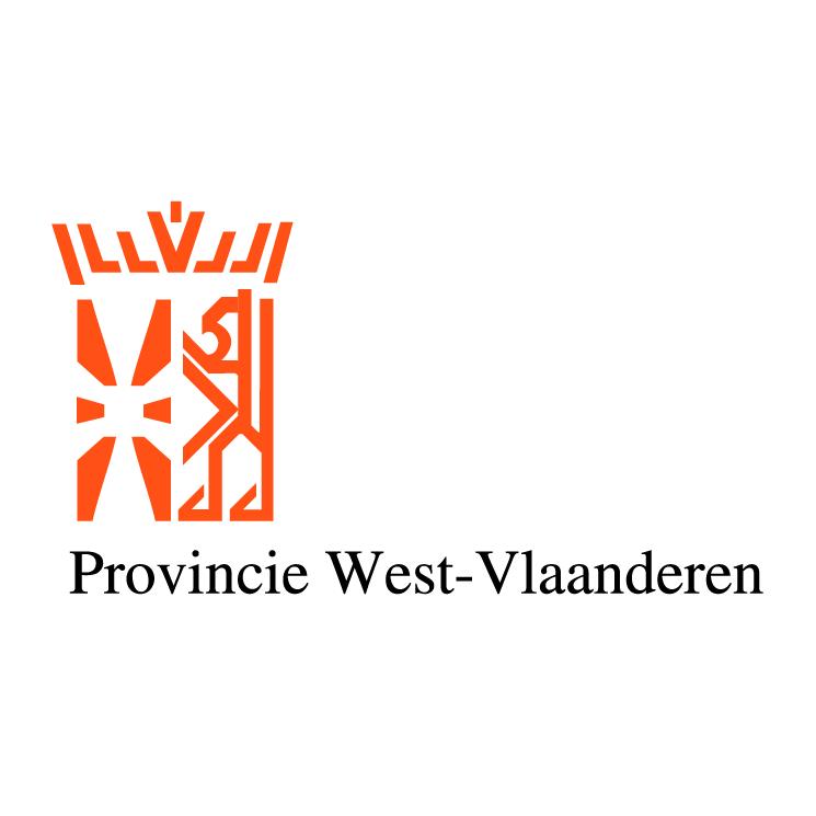 free vector Provincie west vlaanderen