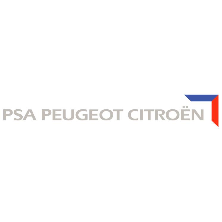 free vector Psa peugeot citroen