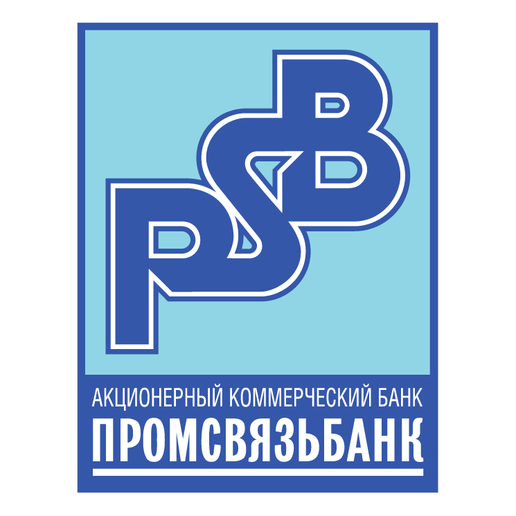 free vector Psb promsvyazbank 2