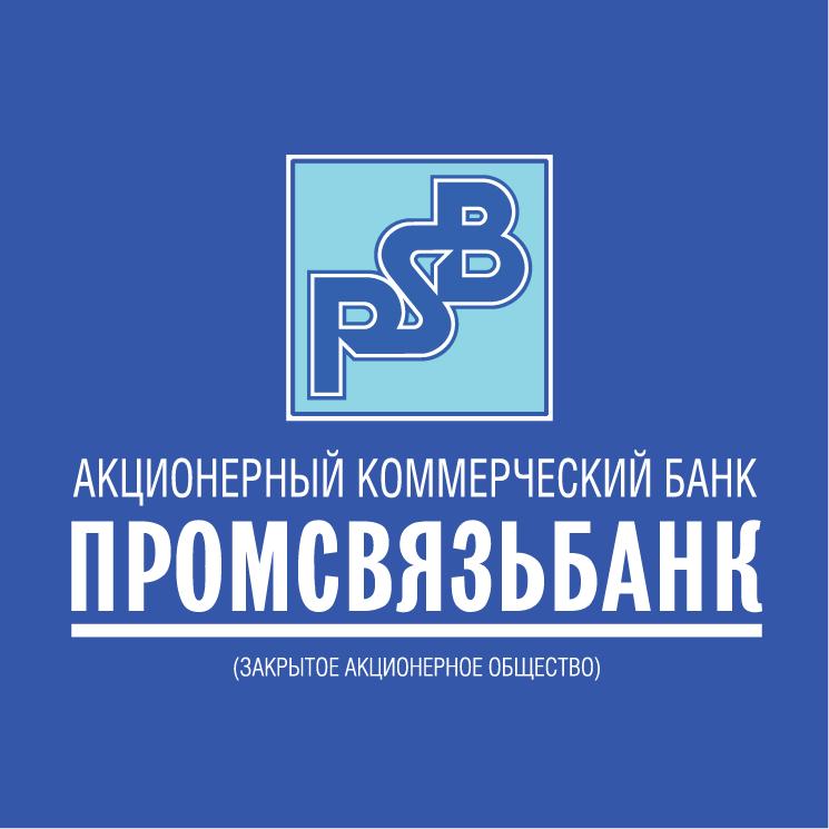 free vector Psb promsvyazbank 3