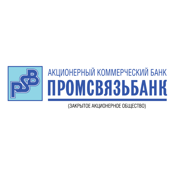 free vector Psb promsvyazbank 4