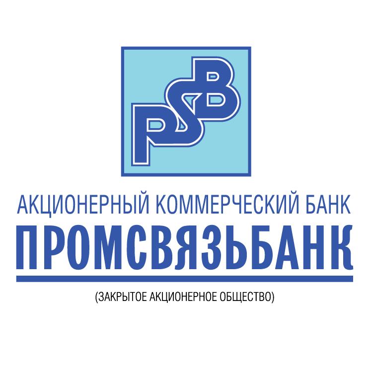 free vector Psb promsvyazbank 6