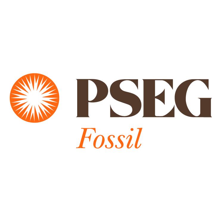 free vector Pseg fossil