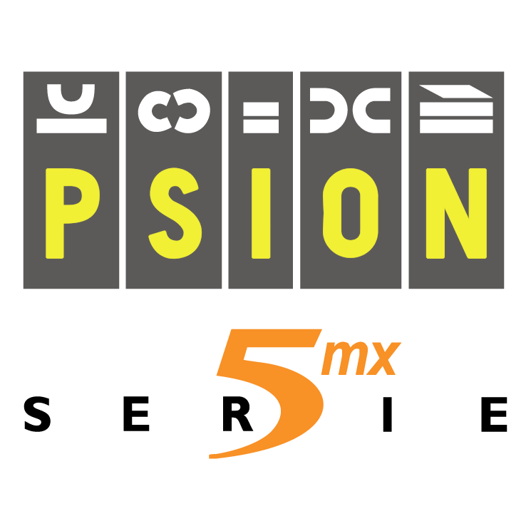 free vector Psion serie 5mx