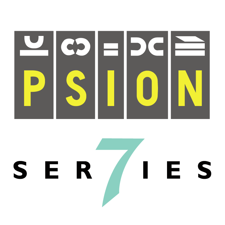 free vector Psion serie 7