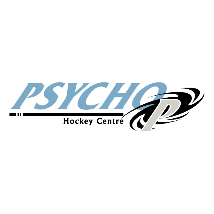 free vector Psycho hockey centre
