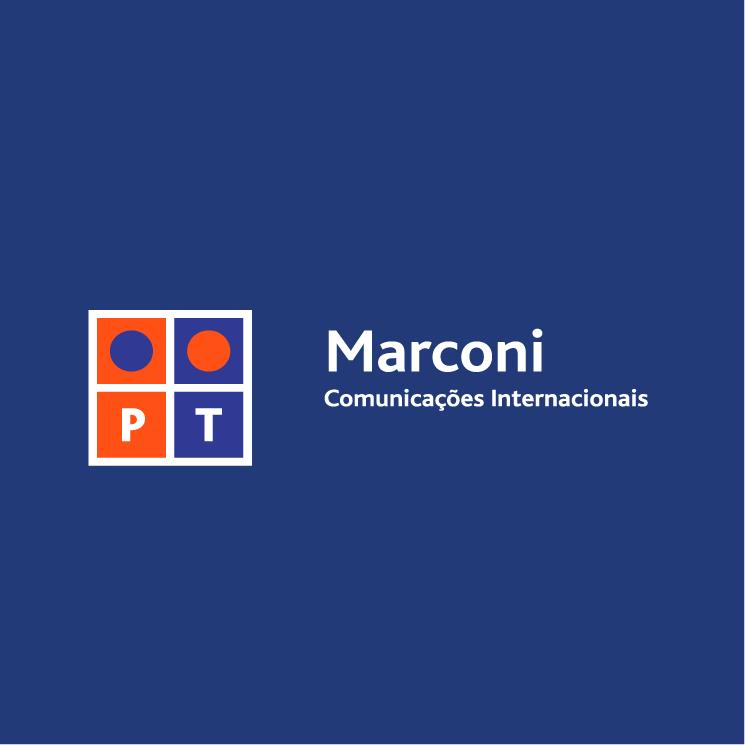 free vector Pt marconi 1
