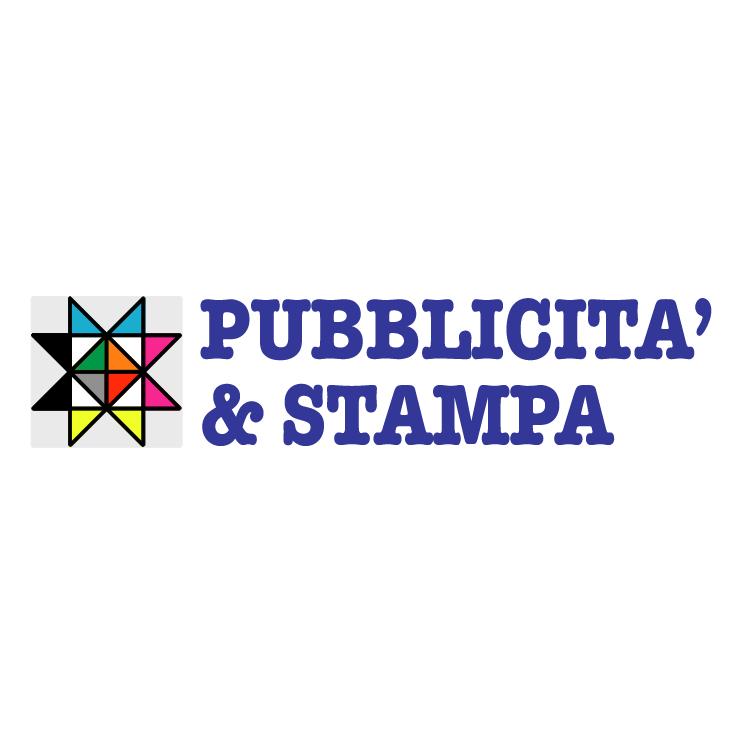 free vector Pubblicita stampa