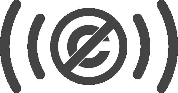free vector Public Domain Audio Symbol clip art