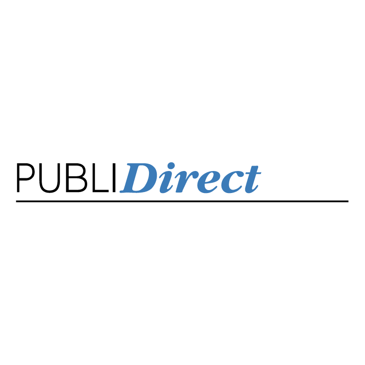 free vector Publidirect