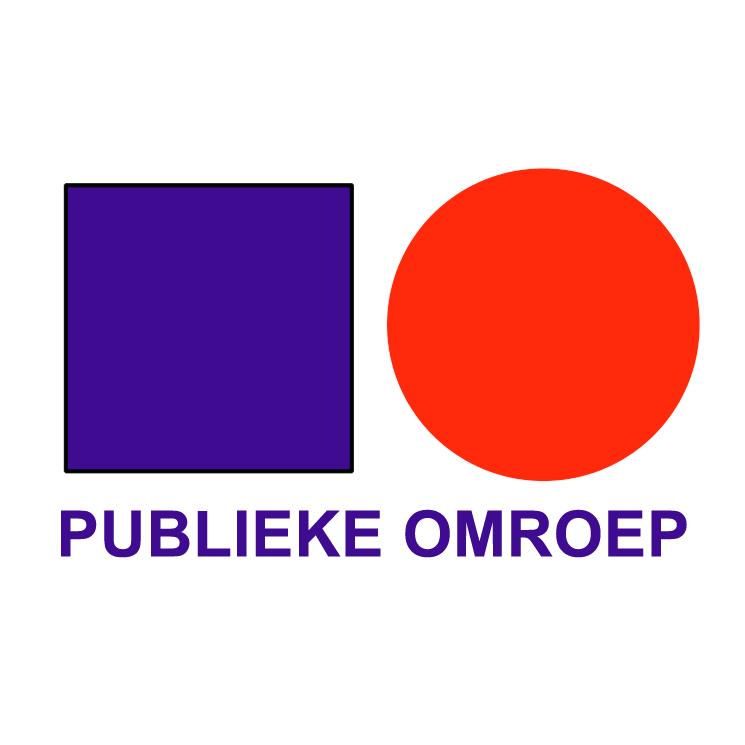 free vector Publieke omroep