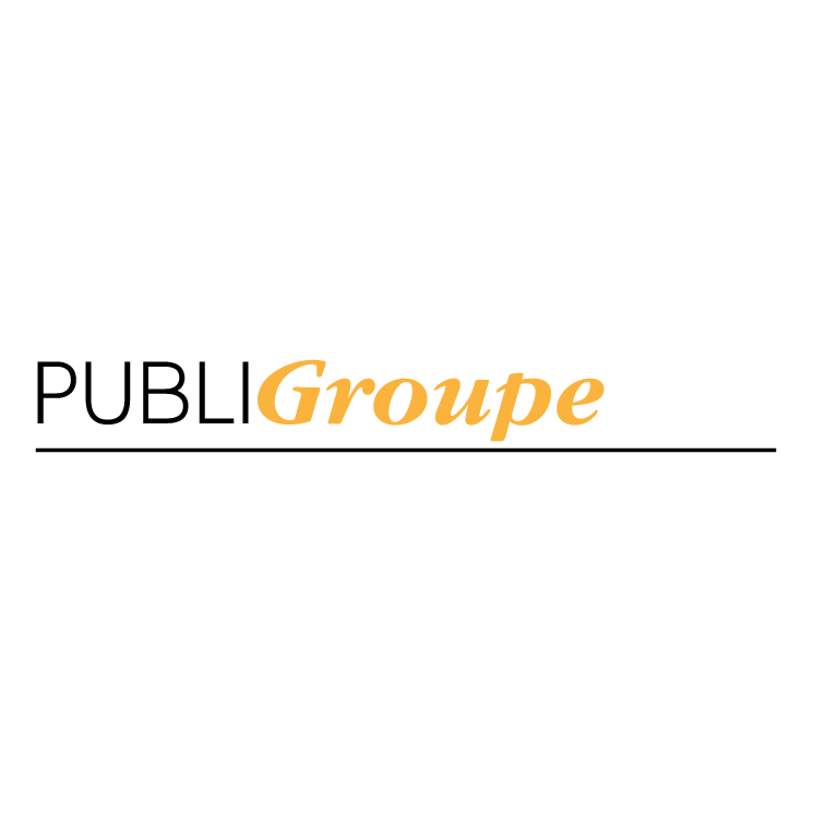 free vector Publigroupe