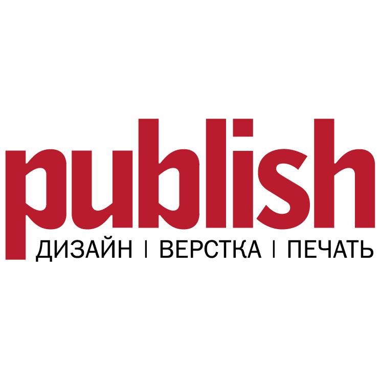free vector Publish 2