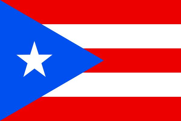 free vector Puerto Rico clip art