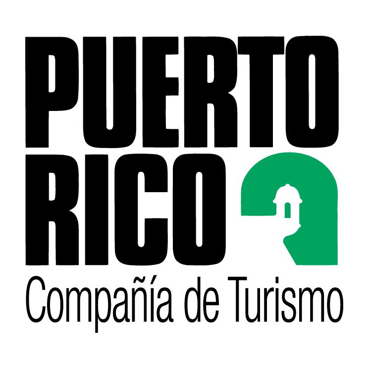 free vector Puerto rico compania de turismo