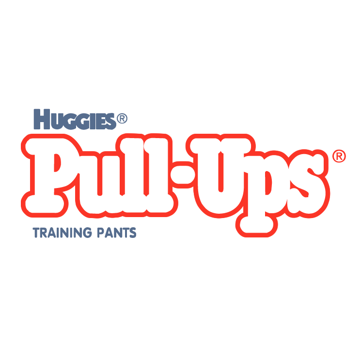 Pull Ups Logo Png