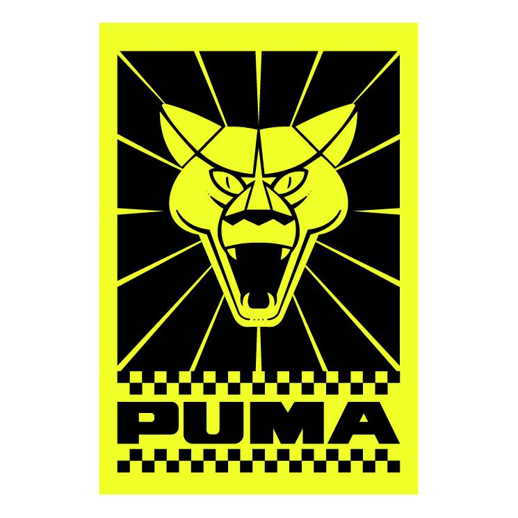 free vector Puma 2