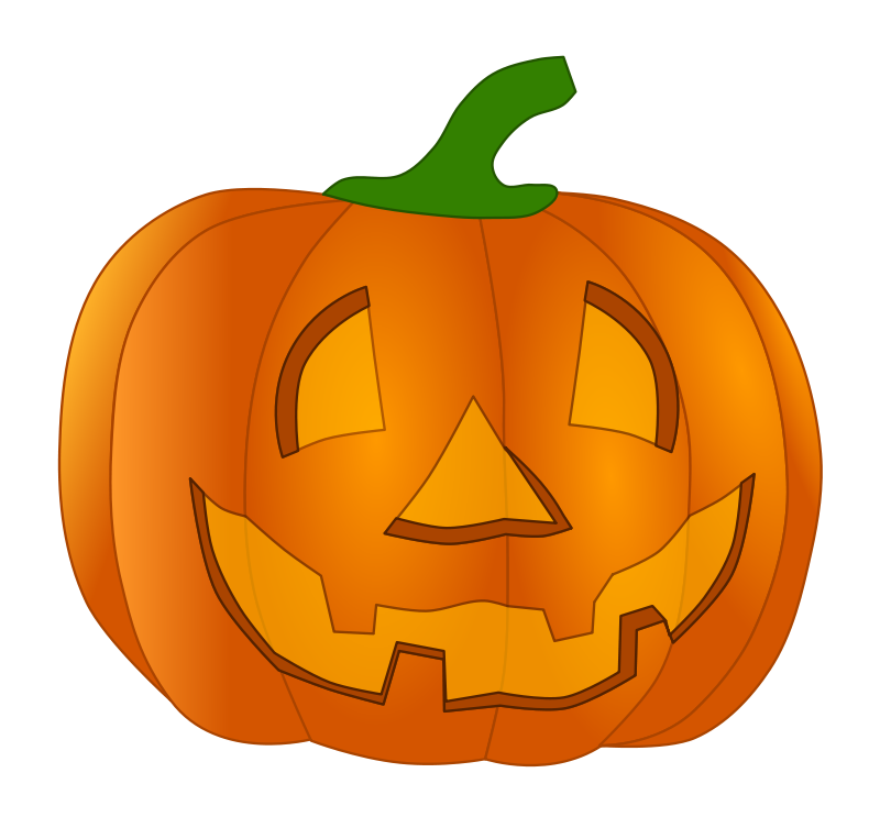 Pumpkin Free Vector / 4Vector