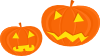 free vector Pumpkins clip art