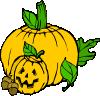 free vector Pumpkins Colour clip art