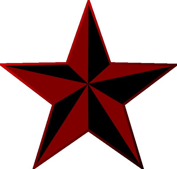 free vector Punkstar clip art
