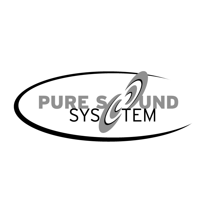 free vector Pure sound system
